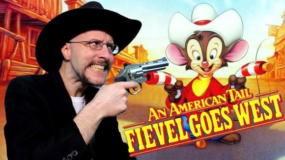 Channel Awesome - An american tail: fievel goes west - nostalgia critic