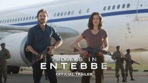 7 Days in Entebbe (2018) video/trailer