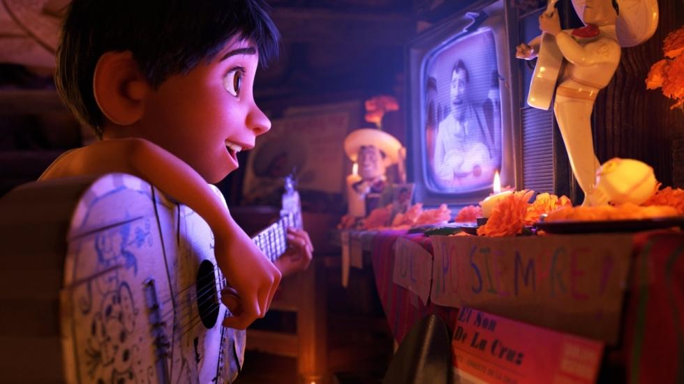 Blu-ray review 'Coco' - Pixars meesterwerk!