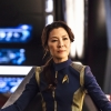 Michelle Yeoh naast Frank Grillo & Mel Gibson in tijdlusfilm 'Boss Level'
