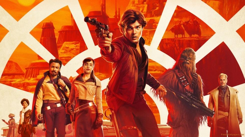 Ontmoet de hoofdpersonen van 'Solo: A Star Wars Story'