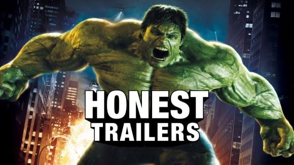 ScreenJunkies - Honest trailers - the incredible hulk