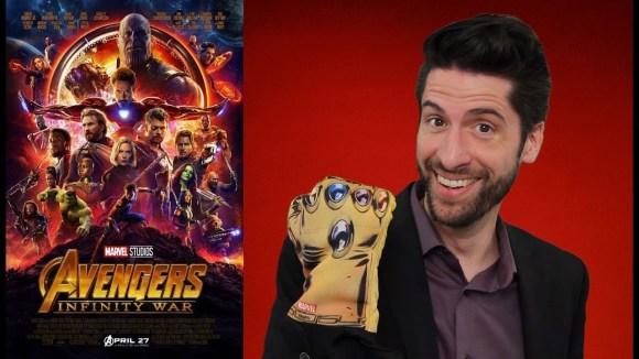 Jeremy Jahns - Avengers: infinity war - movie review
