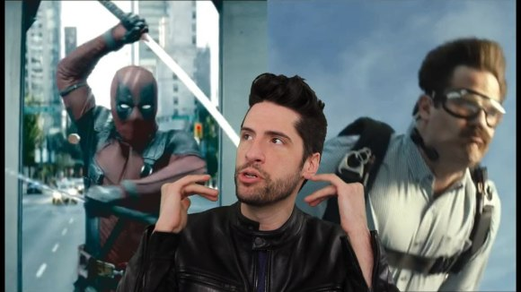 Jeremy Jahns - Deadpool 2 - final trailer review