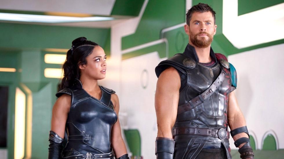 'Thor: Ragnarok'-sterren onthullen waar 'Men in Black'-spinoff over zal gaan.