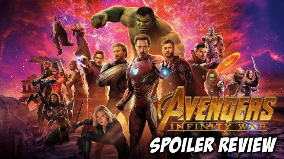 Schmoes Knows - Avengers: infinity war spoiler review