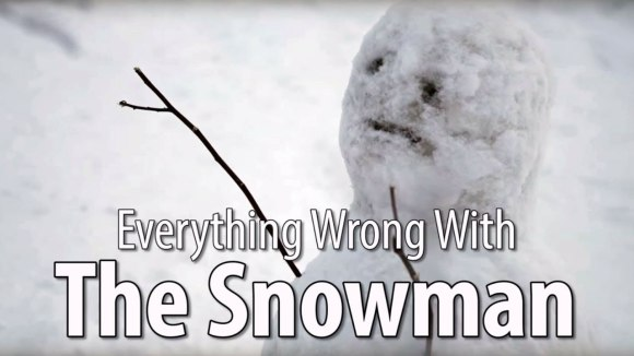 CinemaSins - Everything wrong with the snowman in 18 minutes or less
