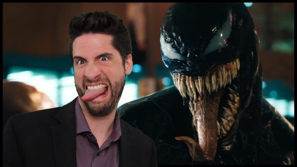 Jeremy Jahns - Venom - trailer review