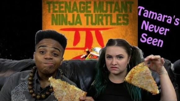 Channel Awesome - Teenage mutant ninja turtles iii - tamara's never seen