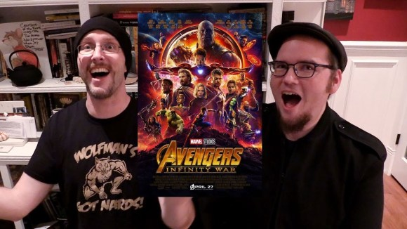 Channel Awesome - Avengers: infinity war - sibling rivalry