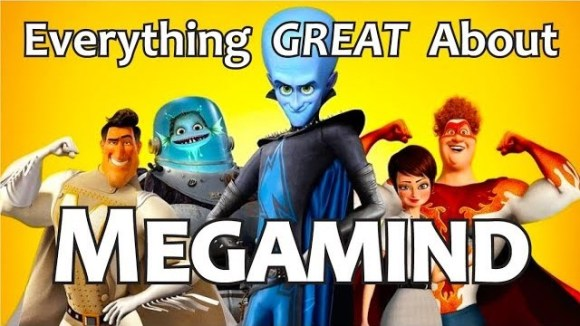 CinemaWins - Everything great about megamind!