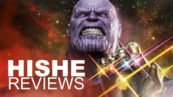 How It Should Have Ended - Avengers infinity war - hishe review (spoilers)