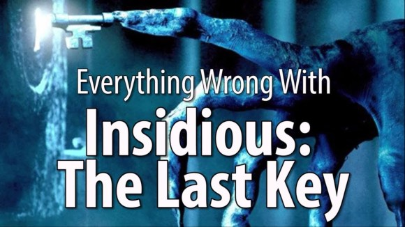 CinemaSins - Everything wrong with insidious: the last key