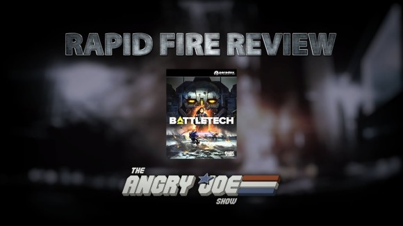 AngryJoeShow - Battletech (2018) - rapid fire review