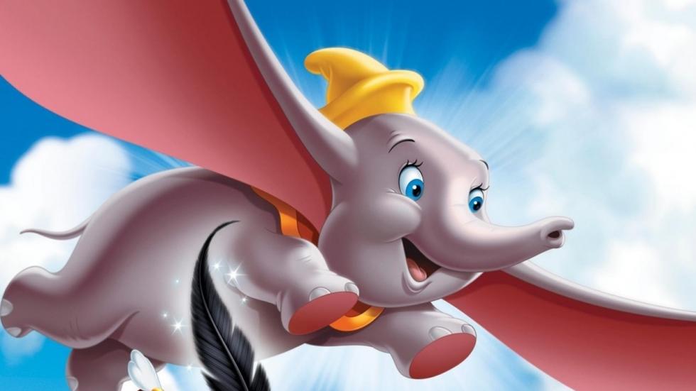 Eerste foto Walt Disney's 'Dumbo' van Tim Burton