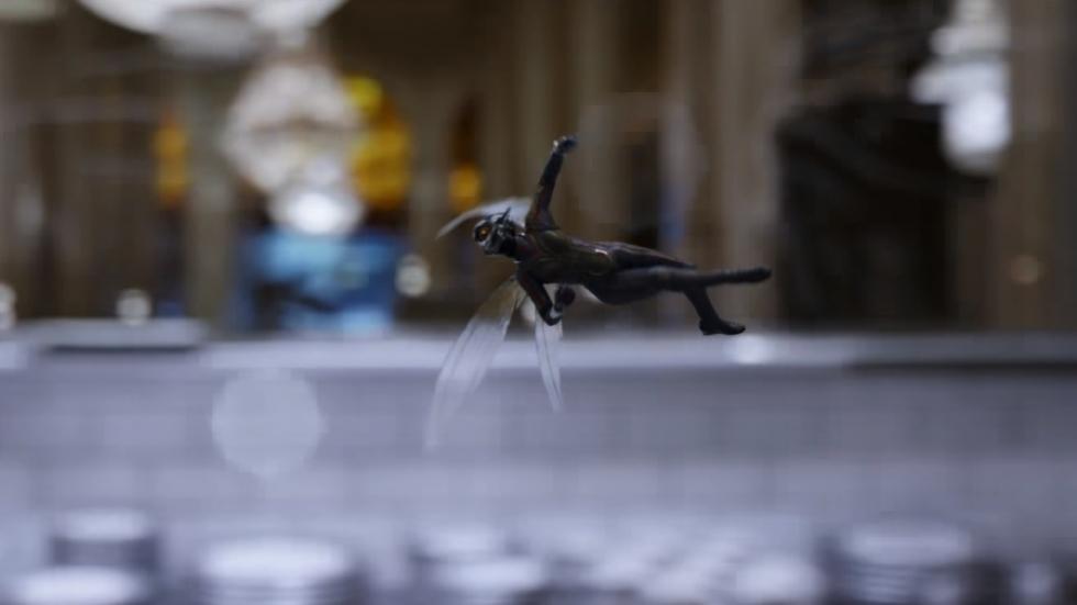 Ant-Man and the Wasp - De weg na 'Avengers: Infinity War'