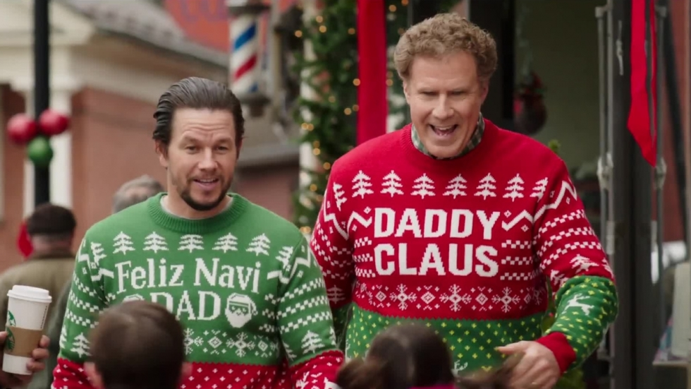 Blu-ray review 'Daddy's Home 2' - Nu ook met Mel Gibson