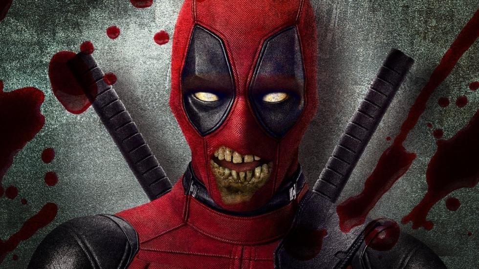 Beelden uit 'The Walking Deadpool' a.k.a. 'Deadpool 2'