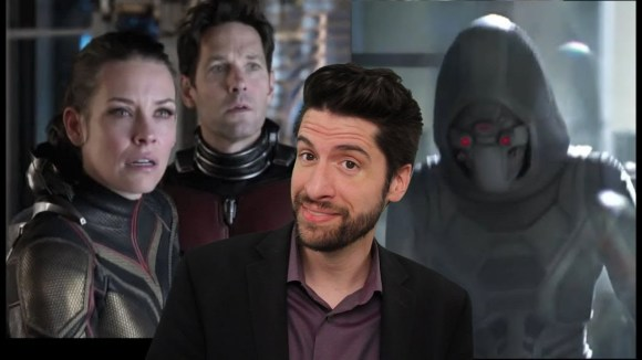 Jeremy Jahns - Ant-man and the wasp - trailer review
