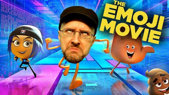 Channel Awesome - The emoji movie - nostalgia critic