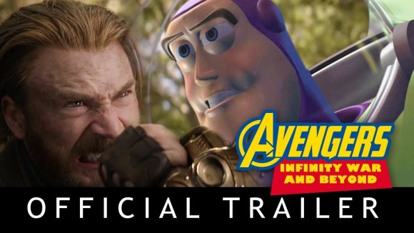 How It Should Have Ended - Avengers: infinity war and beyond trailer (toy story mashup)