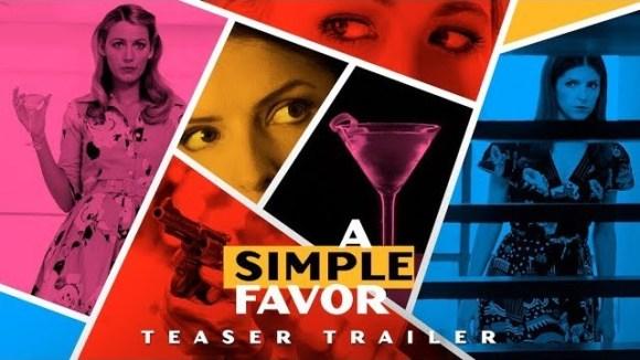 A Simple Favor - teaser trailer