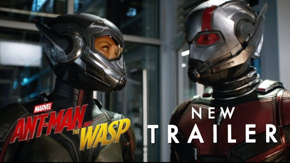 Ant-Man and the Wasp - official trailer