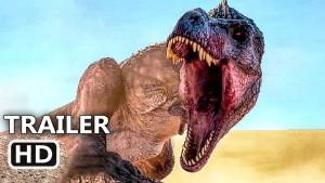 The Jurassic Games (2018) video/trailer