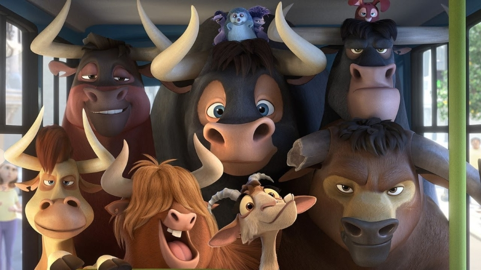 Blu-ray review 'Ferdinand' - Is Blue Sky klaar met 'Ice Age'?