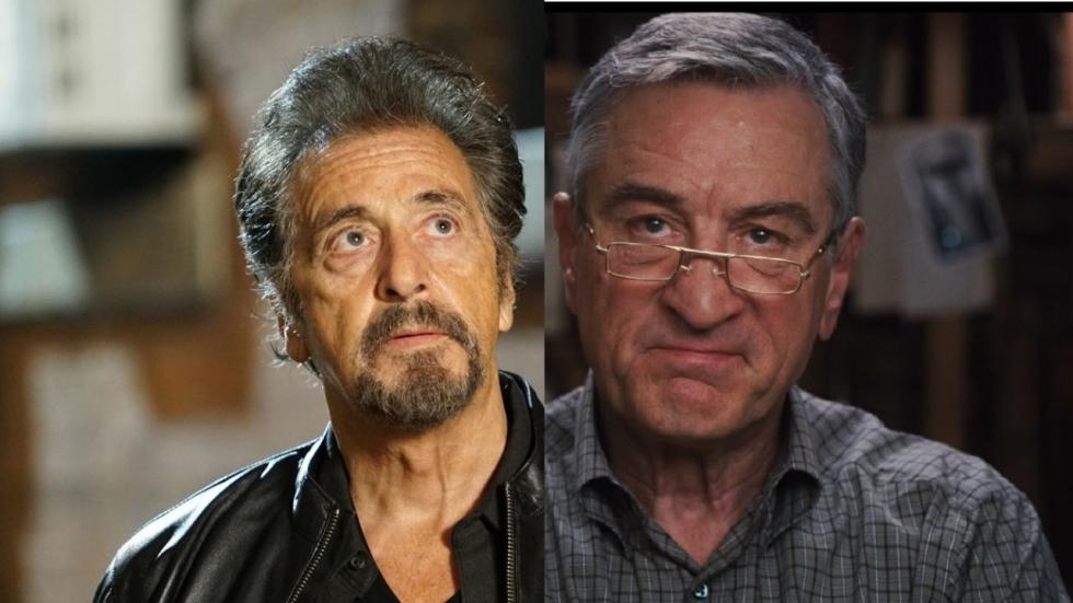 POLL: Al Pacino of Robert De Niro?
