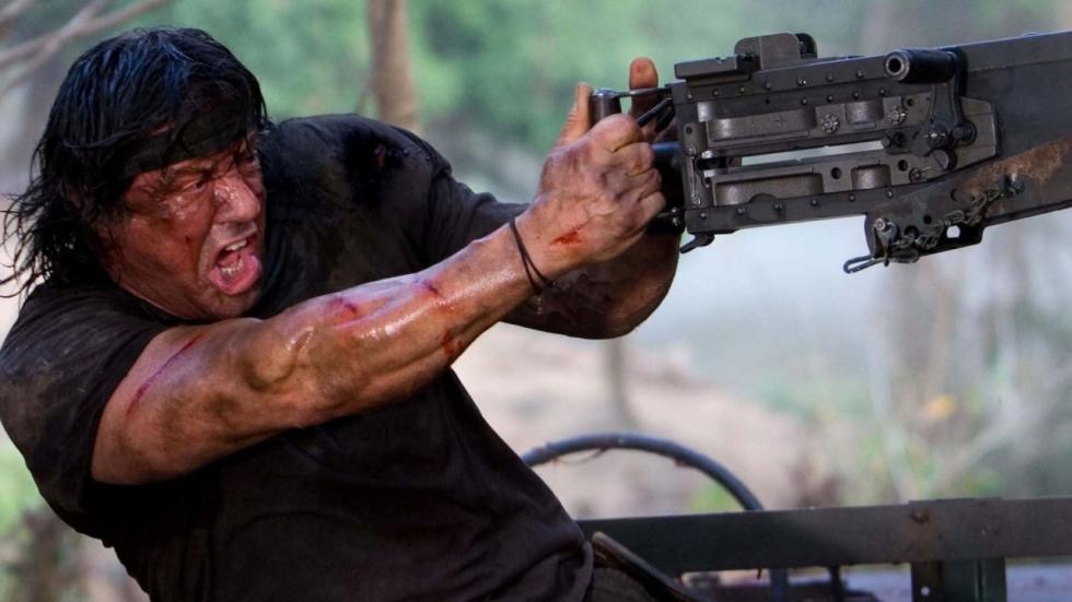 Stallone maakt vijfde 'Rambo'-film!