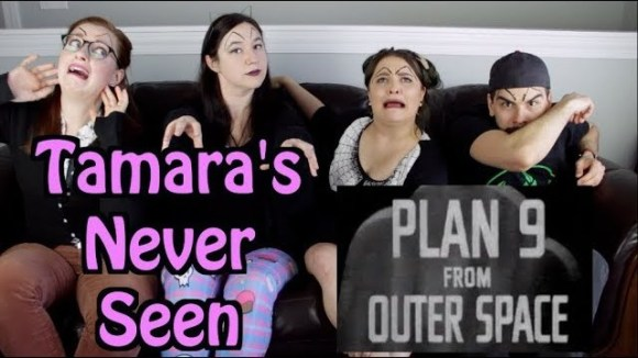 Channel Awesome - Plan 9 from outer space - tamara's never seen