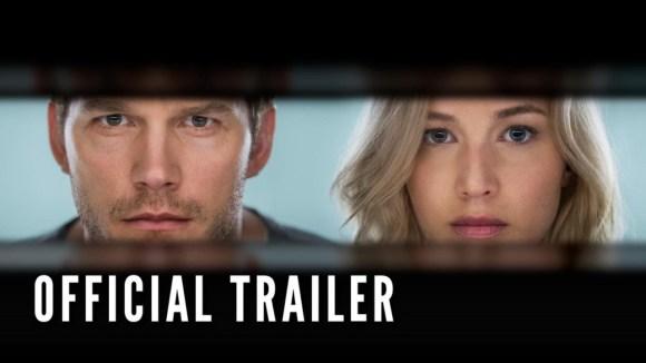 Passengers - Trailer Teaser