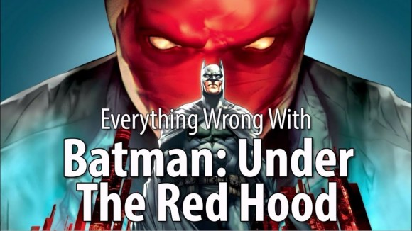 CinemaSins - Everything wrong with batman: under the red hood