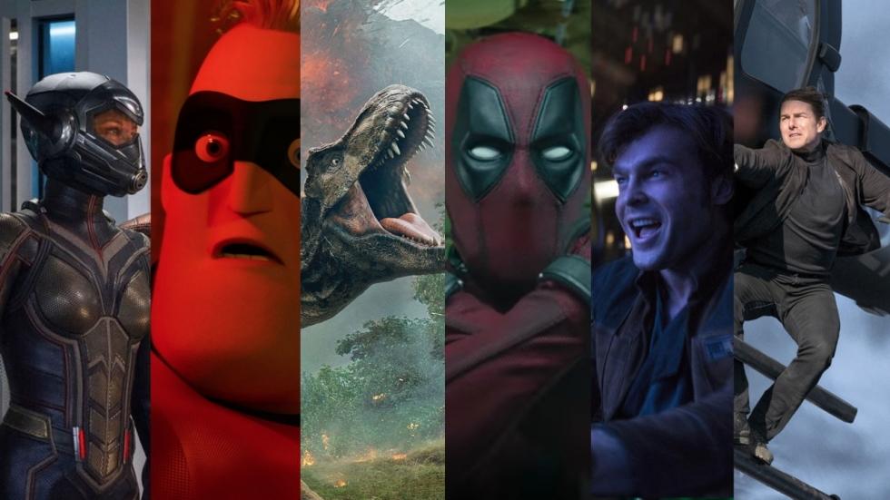 De films die je moet zien deze zomer!