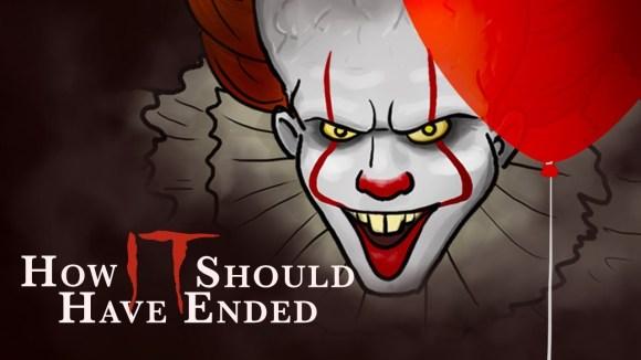 How It Should Have Ended - How it should have ended