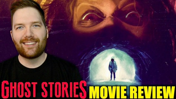 Chris Stuckmann - Ghost stories - movie review
