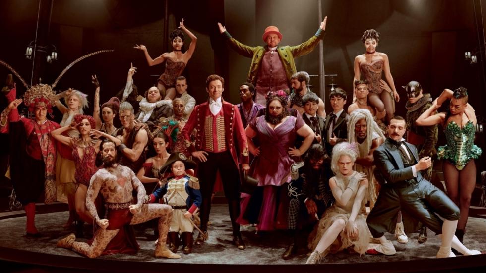 Blu-ray review 'The Greatest Showman' - Hugh Jackman is zijn sas