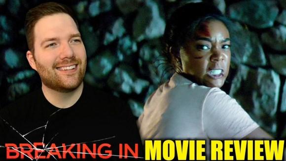 Chris Stuckmann - Breaking in - movie review