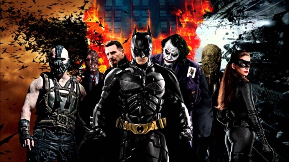 Slechteriken maakten de 'Dark Knight'-trilogie