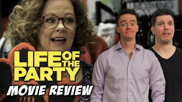 Schmoes Knows - Life of the party movie review