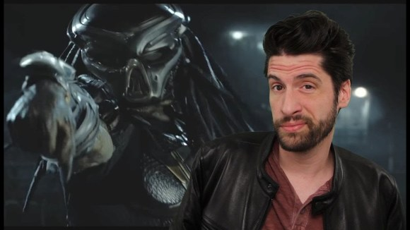 Jeremy Jahns - The predator - teaser trailer review