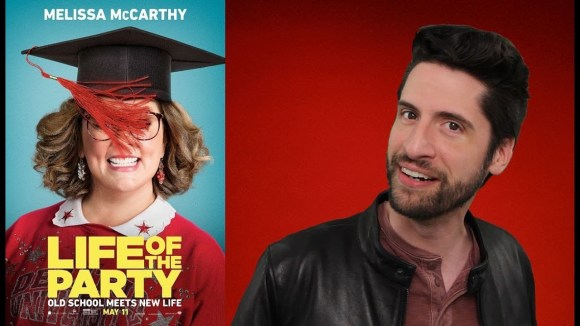 Jeremy Jahns - Life of the party - movie review