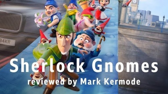 Kremode and Mayo - Sherlock gnomes reviewed by mark kermode