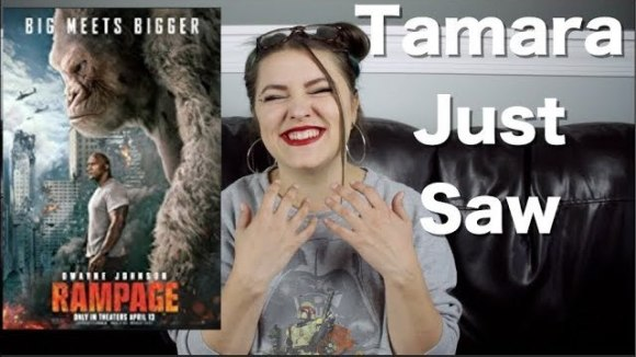 Channel Awesome - Rampage - tamara just saw