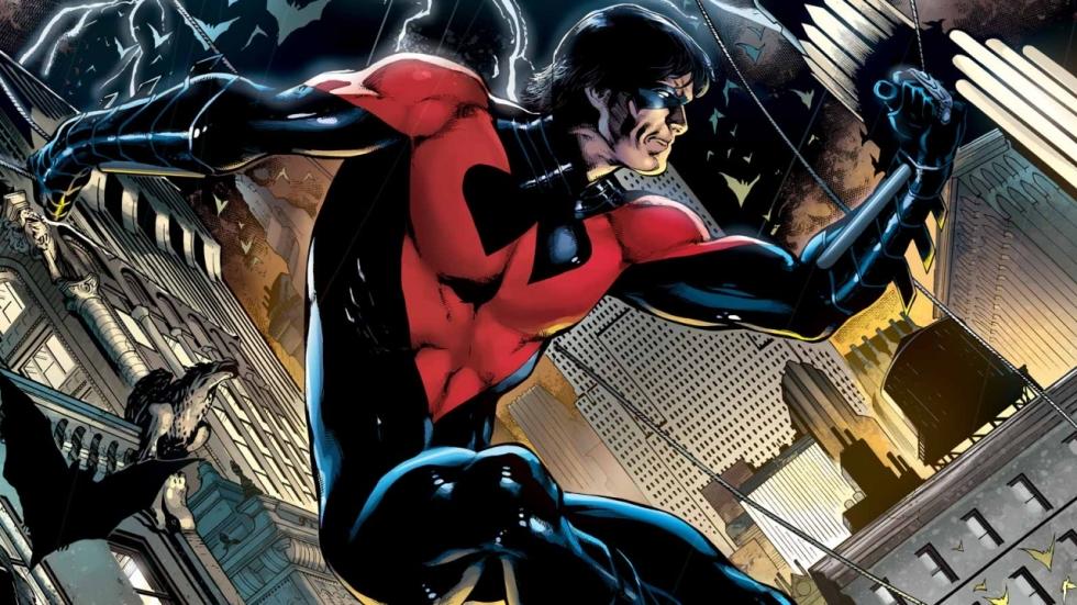 Toch geen Zac Efron als 'Nightwing'