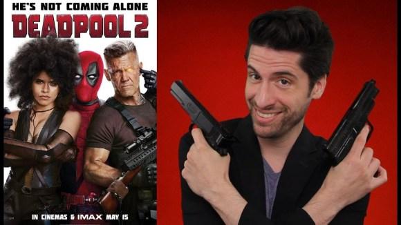 Jeremy Jahns - Deadpool 2 - movie review