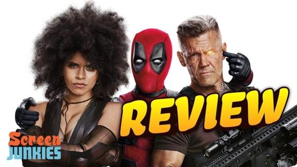 ScreenJunkies - Deadpool 2 - review!
