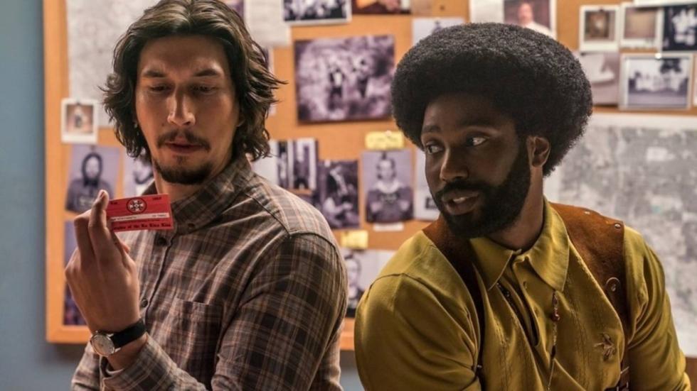 Zoon Denzel Washington infiltreert KKK in trailer Spike Lee's 'Black Klansman'