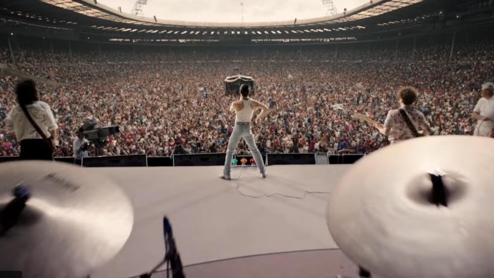 Prachtige eerste trailer en poster 'Bohemian Rhapsody'
